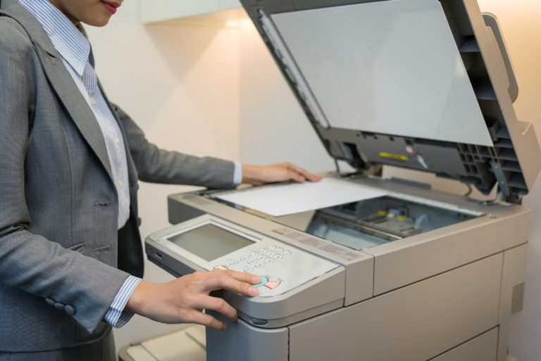 Professional Managed Print Services (MPS)