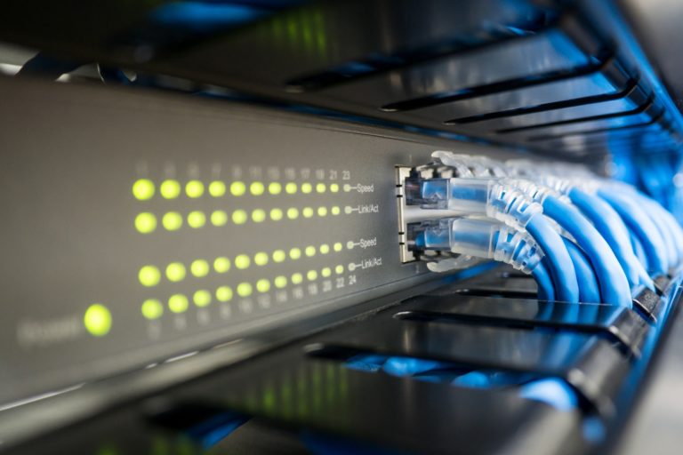 Network Switch and Router Installation and Configuration