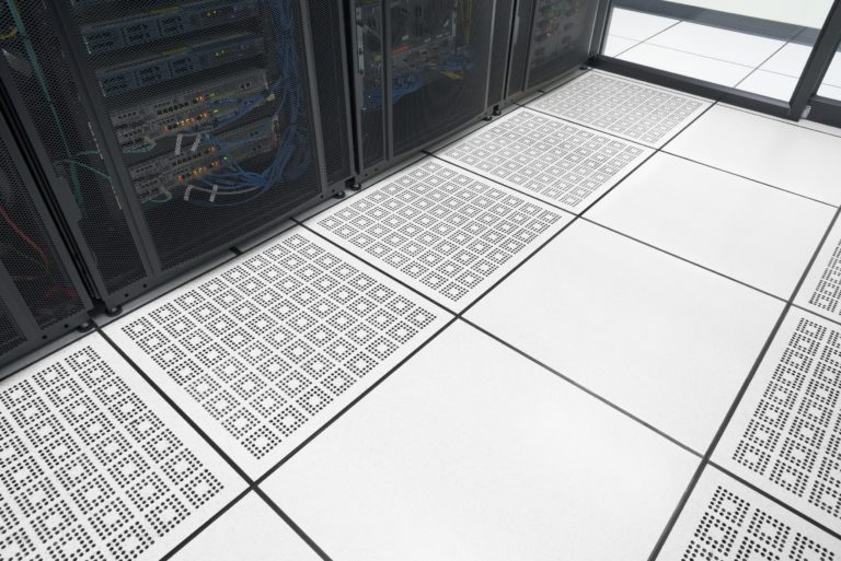 Data Center Computer Room Raised Access Floor Tiles