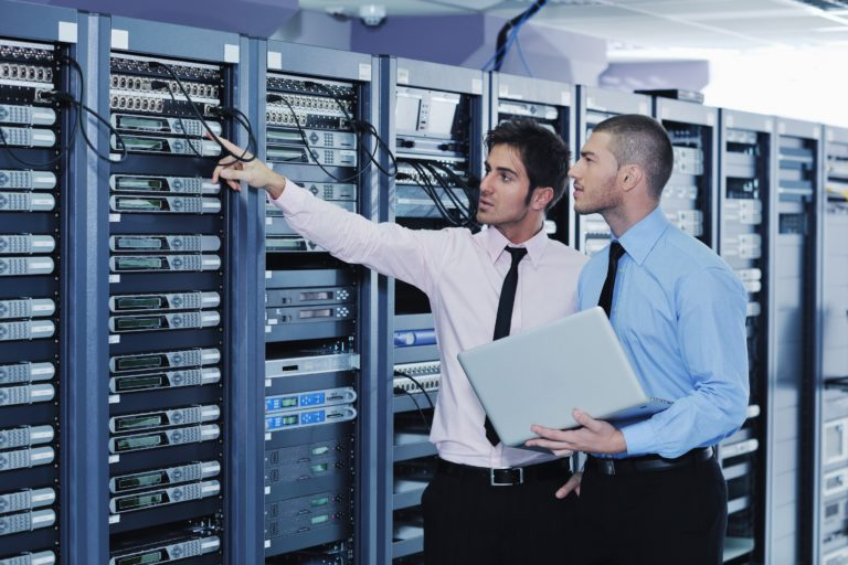 Data Center Rack and Stack Storage Services