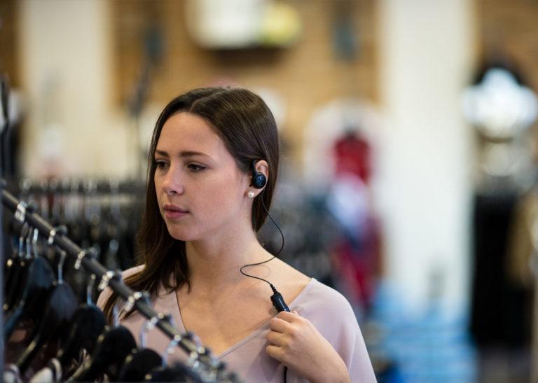 Professional Warehouse 2 Way Walkie Talkie System Radios